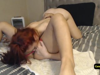 Eating Girlfriend Pussy Frantically – Squirts at the end!