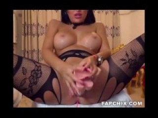 Fuck My Pink Poontang With That Dildo